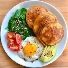 Easy Healthy Breakfast Ideas & Recipe to Start Excited Day - Recetas saludables - Healthy Breakfast Menu, Health Breakfast, Healthy Meal Prep, Healthy Snacks, Breakfast Recipes, Healthy Eating, Healthy Recipes, Breakfast Ideas, Diet Recipes