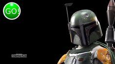 Начальная  заставка star wars battlefront  3 (вариант 2)