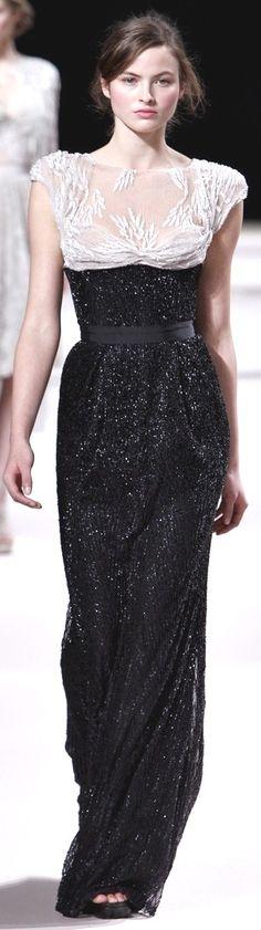 ELIE SAAB Spring/Summer 2011 Haute Couture Paris http://VIPsAccess.com/luxury-hotels-cancun.html