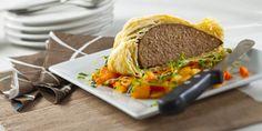 Maukas lihamureke on hyvää arkiruokaa. Tämän taikinoidun jauhelihamurekkeen ja muut murekereseptit löydät osoitteesta www.atria.fi