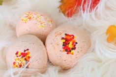 Pumpkin Spice Latte Bath Bombs DIY Projects Craft Ideas & How To's for Home Decor with Videos