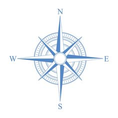 Very few of us are aware of what nautical star tattoos actually mean, and what their colors denote. Each color of the nautical stars have different meanings associated with them. Navy Tattoos, Tattoos For Guys, Cool Tattoos, Tatoos, Nautical Star Tattoos, Estilo Navy, Wind Rose, Compass Tattoo Design, Mariners Compass