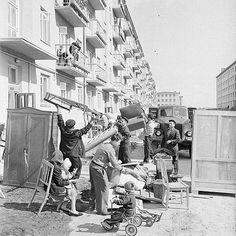 1962 год. Заселяется восьмидесятиквартирный дом по улице Пасичной