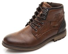 Style Men Shoes Boots Casual Fashion