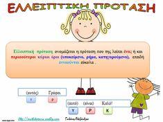 ENOTHTA 5 - Mathitoxwra Greek Language, Special Education, Grammar, Classroom, School, Class Room