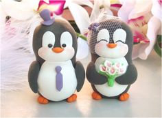 I love these little guys, I think Emmy's current obsession with penguins is starting to rub off on me :)