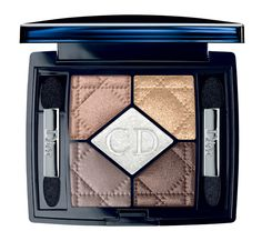 Isn't this lovely? Dior's Grand Ball Christmas Collection 2012 Fairy Golds palette