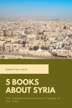 5 books about Syria,
