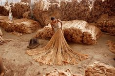 - Jute Spinning and Production - Environmental Degradation, Cash Crop, Energy Conservation, Industrial House, Industrial Design, Historical Sites, Design Process, Green Leaves, Jute
