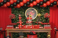 Festa Miraculous Ladybug