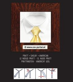 PRATT × SHELBY × AMERICAN LE NOEUD PRATT ~ EL NUDO PRATT PRATTKNOTEN ~ AMERICKÝ UZEL Tie Knots, Pandora, American, Poster, Art, Knots, Hair Bow, Kunst, Pictures
