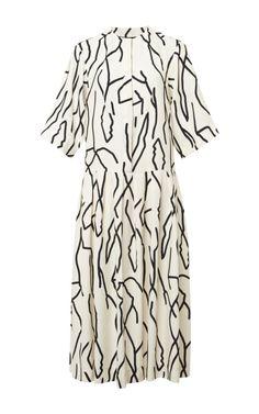 Vanilla And Black Oregon Dress by Ellery - Moda Operandi