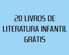 A literatura infanto juvenil é um ramo da literatura voltado para as crianças e adolescentes entre 10 a 15 anos de idade. Este tipo d...