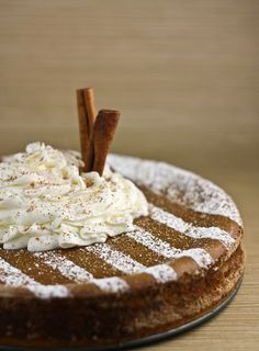 30 Amazing Recipes No Cinnamon Lover Can Miss-Pumpkin Spice Latte Cheesecake