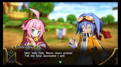 Mugen Souls To Come To Europe and North America!