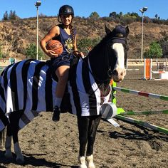 Horse costume idea. Referee