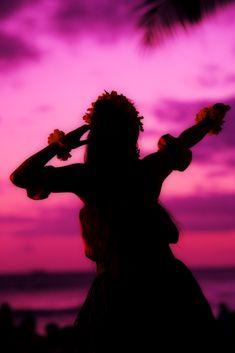 Mahiehie Hula / GANREF #hula #aloha
