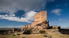 """Castillo de zafra, Guadalajara. Rodaje de la 6T de """"Juego de Tronos"""""""