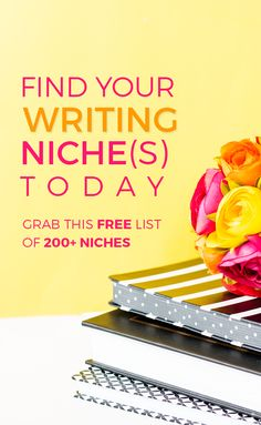 Take the first step to becoming a freelance writer by finding your niche! Check out this list of freelance writing niches you can choose from today! Perfect for beginners and bound to get you inspired with writing topics + ideas! Click through to get Job Freelance, Freelance Writing Jobs, Freelance Online, Make Money Blogging, How To Make Money, How To Become, How To Get, Earn Money, Writing Topics