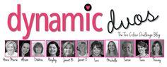 Dynamic Duos- stamping blog