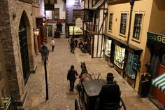 https://flic.kr/p/W3B3eb   Kirkgate - Victorian street   York Castle Museum is home to Kirkgate, the world famous recreated Victorian Street, where you can explore the authentic shops and walk the cobbles as day turns to night.