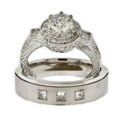Custom Design Jewelry, Diamond Wedding Rings, Orlando, Palm Beach, Miami, Florida