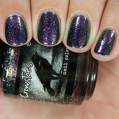 CrowsToes: The Triple M Collection Swatches & Review