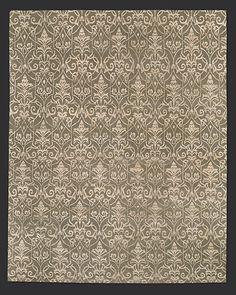 Rug - Tibetan wool/cactus/linen (Restoration Hardware)