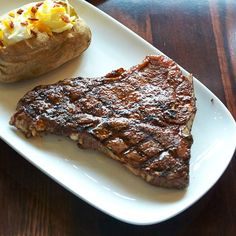 """""""Skip the acceptance speech. Cut to the steak. Longhorn Steakhouse Coupons, Good Food, Yummy Food, Tasty, Fish And Chicken, Dinner Entrees, Grilled Fish, Chopped Salad"""