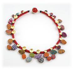 ford/forlano necklace polymer