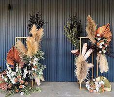 Trend Alert: Non-Conventional Wedding Arbours - floral wedding arbour - Church Wedding Decorations, Wedding Ceremony Ideas, Ceremony Decorations, Wedding Trends, Trendy Wedding, Wedding Centerpieces, Boho Wedding, Floral Wedding, Fall Wedding