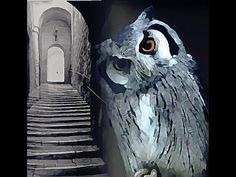 BELLA DONNA digital art   Hogwarts School Owl Art 16