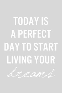 start of the day quotes