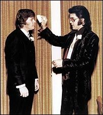 December 28, 1970 - Sonny West's wedding