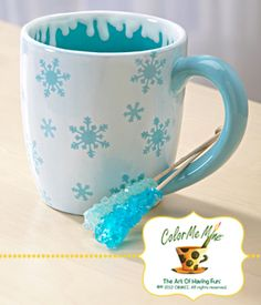 1000 images about color me mine ideas on pinterest for How to paint ceramic mugs at home