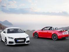 Sondermodell vom Audi TT! #audi #tt #sline #competition #sondermodell #coupe #roadster