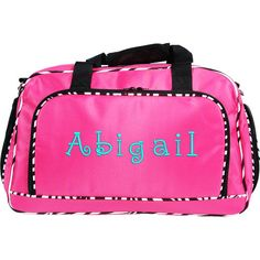 Athletic bag - cute #gift for #tween athlete  but seroiuslly nobody get me this