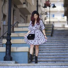 Get this look: http://lb.nu/look/8623713 More looks by Lily T: http://lb.nu/hashtagbylily Items in this look: Zalando Flower Dress #chic #romantic #street #malta #zalando #zalandostyle #ootd #flower #dress