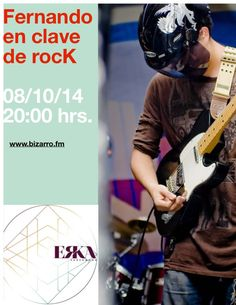 Clave de Rock entrevista a Fer