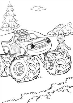 √ Blaze and the Monster Machines Coloring Pages . 4 Blaze and the Monster Machines Coloring Pages . Blaze and the Monster Machines Coloring Pages Nick Jr Coloring Pages, Planet Coloring Pages, Kids Printable Coloring Pages, Free Coloring Sheets, Coloring Pages For Boys, Cartoon Coloring Pages, Coloring Pages To Print, Coloring Book Pages, Coloring Worksheets