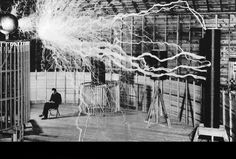 """The Mystery of Tesla's Missing Papers """"Today is their day, but the future is mine."""""""