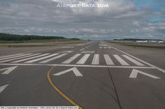 Runway 32, Ted Stevens Anchorage International Airport.