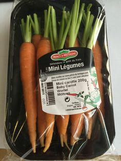 Zanahorias Minis
