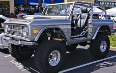 .Bad ass truck