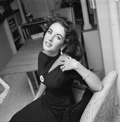 """""""My mother says I didn't open my eyes for eight days after I was born, but when I did, the first thing I saw was an engagement ring. I was hooked."""" ~ Elizabeth Taylor."""