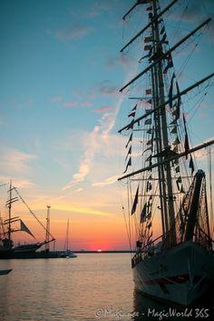 Tall Ship Races 2011 photographs by Magiance / Poland - Gdynia