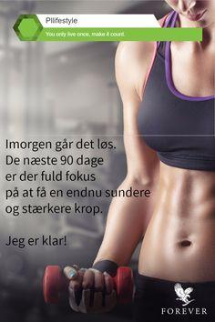 Nu er det nu -   De næste 90 dage har jeg fokus på at forvandle min krop fra fin til LÆKKER! -    #change #fitness