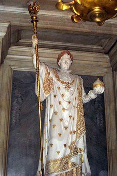 Hôtel des Invalides ~ Dôme Church ~ Napoléon in Coronation Robes