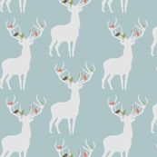 not_alone_winter_spoonflower by troismiettes, click to purchase fabric