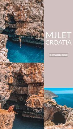 8 National Parks in Croatia - waterfalls, islands, mountains, and wildlife. Mljet Croatia, Rovinj Croatia, Croatia Itinerary, Croatia Travel Guide, Villa Dubrovnik, Visit Croatia, Beautiful Beaches, Travel Destinations, Travel Tips